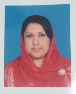 Ms. Binish Javed (Lecturer)